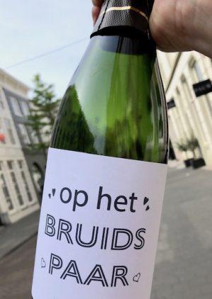 Bruiloft Bubbels