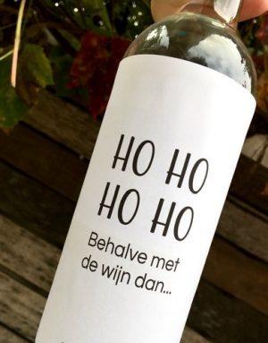 Ho Ho