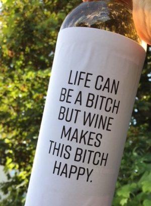 Be A Bitch