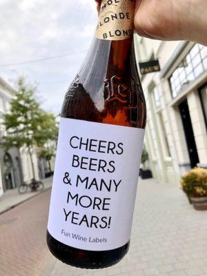 Cheers Beers